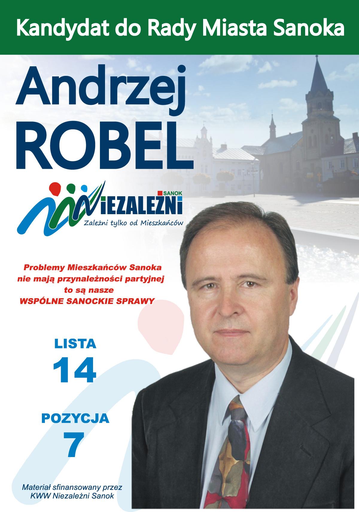 Andrzej ROBEL